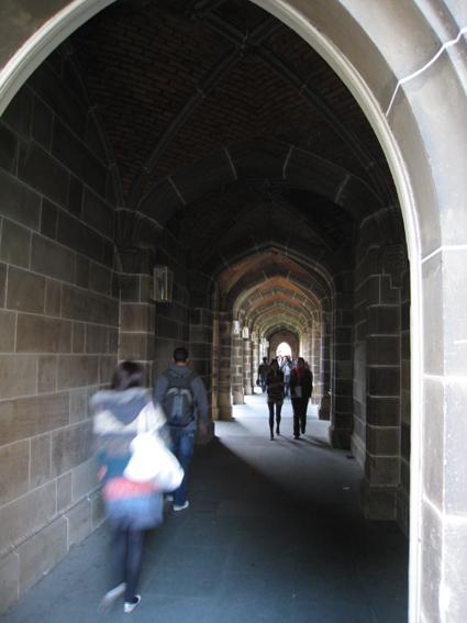 Melbourne University Quad